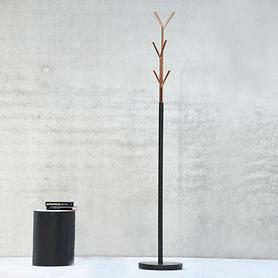 kleiderstander-arbre-schwarz-kupfer