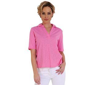 Poloshirt Jasmin pink Gr.48