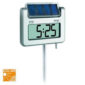 Solar-Gartenthermometer 'Avenue'