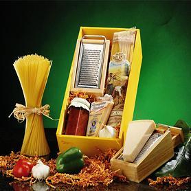 Geschenkeset Parmesanreibe