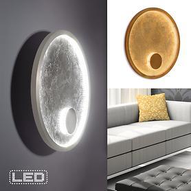 LED-Wandleuchten Luna