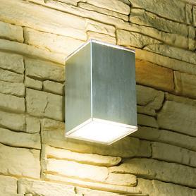 LED-Außenleuchte Kubus