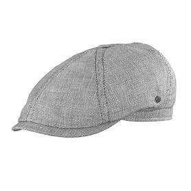 Flatcap Ben, grau Gr. 56