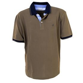 Poloshirt Benedict olive Gr. XL