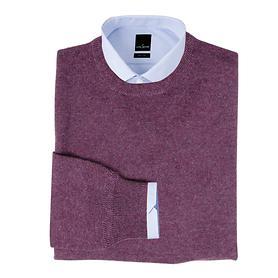 Kaschmir-Pullover Daniel Hechter violett Gr.L
