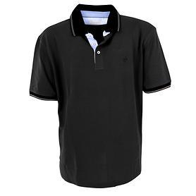 Poloshirt Benedict schwarz Gr. XL