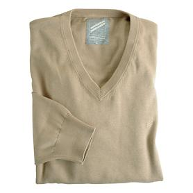 V-Pullover Daniel Hechter sand Gr. XL
