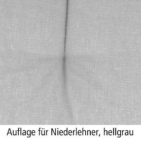 Niederlehner-Stuhlauflage Fashion Line beige
