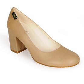 Damen-Pumps Sixties beige Gr. 39