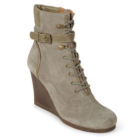 Stiefelette Lidean taupe Gr. 41