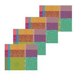 Tischset 4er-Set Mille Gardenias 40 x 50 cm bestehend aus: