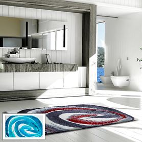 Badteppiche Spiral & Concept