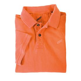 Poloshirt Riviera orange Gr. M