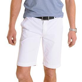 Bermuda-Short Ben weiß Gr. S (48)