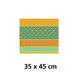 Tischset 4er-Set, 35 x 45 cm Mille Claustras bestehend aus: