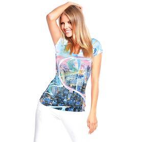 T-Shirt City Gr. 36