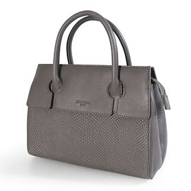 Handtasche Inaya grau