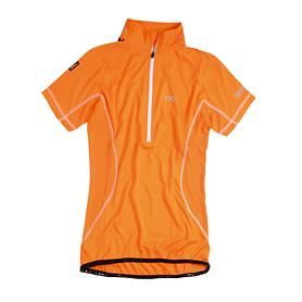 Da-Shirt Cooldry SP, orange, Gr. M