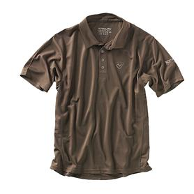 Polo-Shirt Cooldry, braun