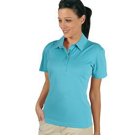 Polo-Shirt Cooldry türkis Gr. M