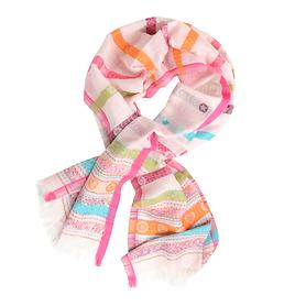 Schal Melody 180x55 cm rosa