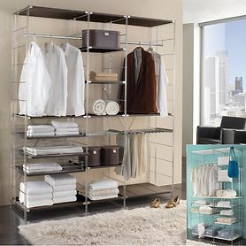 Kleiderschrank-System Garbo