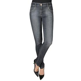 Magic-Jeans Donna grau Gr.40