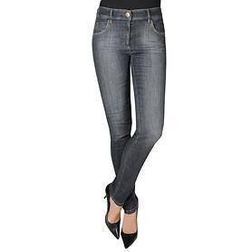 Magic-Jeans Donna grau Gr.46
