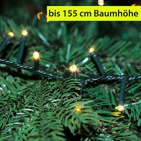 LED-Lichterkette Tree Gr. S 350 LEDs, dimmbar