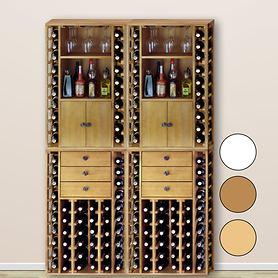 Weinregalsystem PROVINALIA, für Flaschen & Accessoires