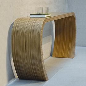 Sideboard Sidebow zebrano