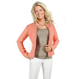 Jacke Laura apricot Gr. S