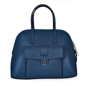 Handtasche Lisa blau
