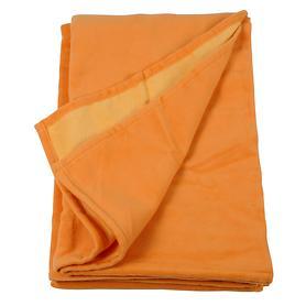 Decke-Doubleface Cotton Pure orange