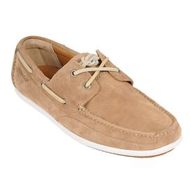 Moccasin Canton-Two-Eye taupe Gr. 41