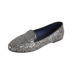 Loafer Montreal silber Gr. 41