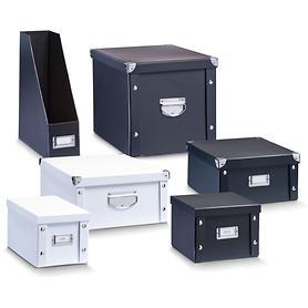 Aufbewahrungsboxen mit und ohne Deckel
