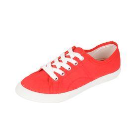 Sneaker Natural Rot