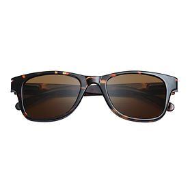 Sonnenbrille Type B schildpatt, +0