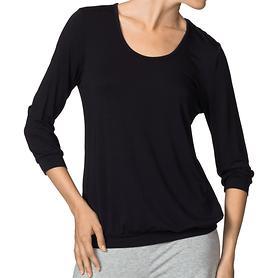 Shirt 3/4 Arm Favourites schwarz Gr. 40/42