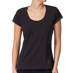 T-Shirt Favourites schwarz Gr. 36/38