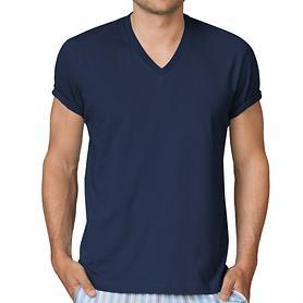 T-Shirt Remix dunkelblau Gr. 58/60