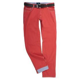 Jeans Dublin, rot