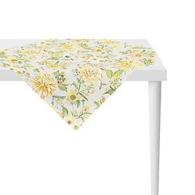 Tischdecke Sonnenblume 100x100