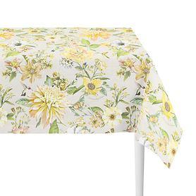 Tischdecke Sonnenblume 250x150