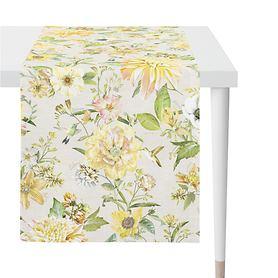 Tischläufer Sonnenblume 140x48