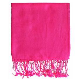 Pashmina-Schal pink