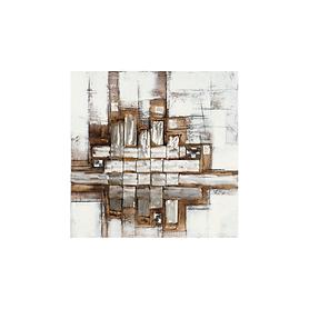 Bild Silverline, horizontal H 70 x B 70 x T 4 cm