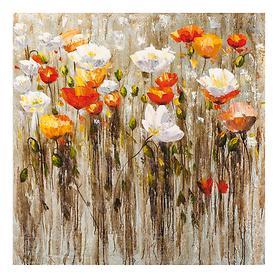 Bild Pavot 100 x 100 cm