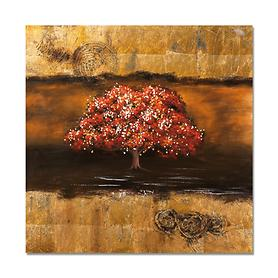 Bild Roter Baum